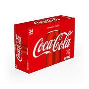 Coca-Cola Classic Coke 24 PK Cans