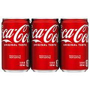 Coca-Cola Classic Coke 7.5 oz Cans