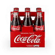 Coca-Cola Classic Coke 8 oz Glass Bottles
