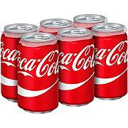 Coca-Cola Classic Coke Cans 6 pk