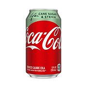 Coca-Cola Coke Life Soda 12 oz Cans