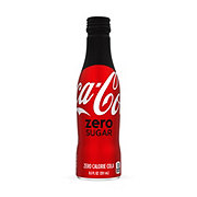 Coca-Cola Coke Zero Aluminum Bottle