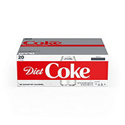 Coca-Cola Diet Coke 12 oz Cans