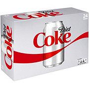 Coca-Cola Diet Coke 24 PK Cans