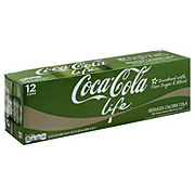 Coca-Cola Life 12 oz Cans