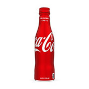 Coca-Cola Soda Aluminum Bottle