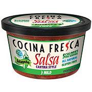Cocina Fresca Cantina Style Jalapeno Mild Salsa