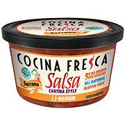 Cocina Fresca Cantina Style Serranos Medium Salsa