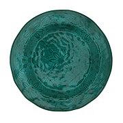 "Cocinaware 9"" Turquoise Round Salad Plate"