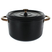 Cocinaware Aluminum Black Stock Pot