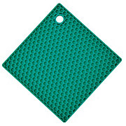 Cocinaware Aqua Silicone Pot Holder