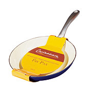 Cocinaware Blue Lightweight Cast Iron Fry Pan