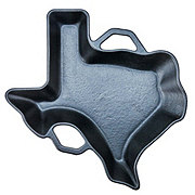 Cocinaware Cast Iron Texas Pan