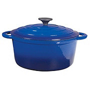 Cocinaware Cobalt Enamel Cast Iron Dutch oven