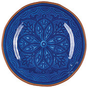 Cocinaware Cobalt Medallion Dinner Plate