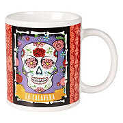Cocinaware Day Of The Dead Calavera Mug