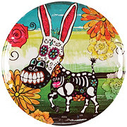 Cocinaware Day Of The Dead Donkey Side Plate