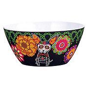Cocinaware Day Of The Dead Melamine Bowl