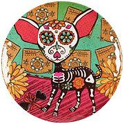 Cocinaware Day Of The Dead Perro Side Plate