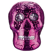 Cocinaware Day Of The Dead Pink Metallic 3D Skull