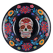 Cocinaware Day Of The Dead Skull Serving Bowl
