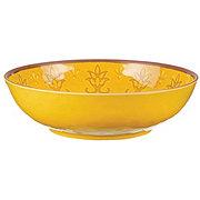 Cocinaware Gold Medallion Dinner Bowl