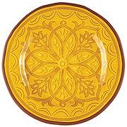 Cocinaware Gold Medallion Dinner Plate