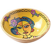 Cocinaware Lady Print Bowl