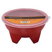 Cocinaware Large 45 oz Salsa Bowl, Red