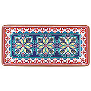 Cocinaware Mosaic Melamine Rectangle Tray