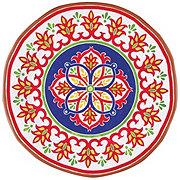 Cocinaware Mosaic Melamine Round Platter