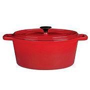 Cocinaware Red Oval Casserole