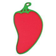 Cocinaware Red Pepper Cutting & Serving Board