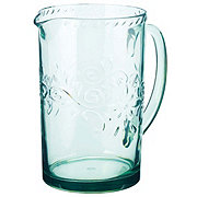 Cocinaware Spanish Green Fiesta Pitcher