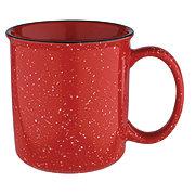 Cocinaware Stoneware Red Speckle Mug