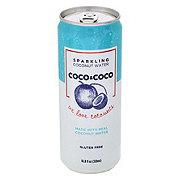 Coco & Coco Sparkling Coconut Water