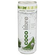 Coco Libre Sparkling Coconut Water Cucumber Lemongrass