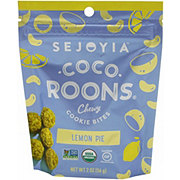 Coco Roons Wonderfully Raw Coco-roon Mini Lemon Pie