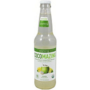 COCOMAZING Organic Coconut Water Limon