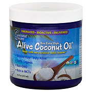 Coconut Secret Raw Extra Virgin Alive Coconut Oil