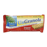 Coconut Secret UnGranola Original Coconut Bar
