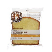 Coffee House Cafe the Original Butter Pound Cake