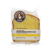 Coffee House Cafe the Original Cream Cheese Pound Cake