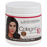 Colageina 10 Hydrolyzed Colagen Dietary Supplement