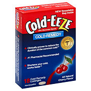Cold-Eeze Cold Remedy Lozenges, Cherry