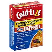 Cold-Eeze Cold Remedy Plus Defense Relief Lozenges