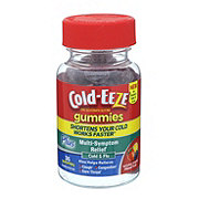 Cold-Eeze Multi Symptom Relief Cold & Flu Gummies