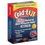 Cold-Eeze Multi Symtpom Relief Cold & Flu Lozenge