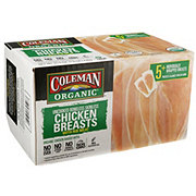 Coleman Organic Boneless Skinless Chicken Breasts