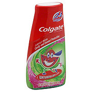 Colgate 2 in 1 Watermelon Liquid Gel Fluoride Toothpaste